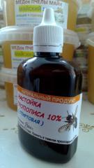 Пчелопродукт - настойка прополісу 10%