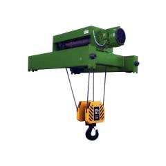 Waist electric rope explosion-proof (electric waists of VBI) the VKVAT series - the polyspast 2/1