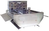 Газовый керамический инфракрасный брудер  216XLA