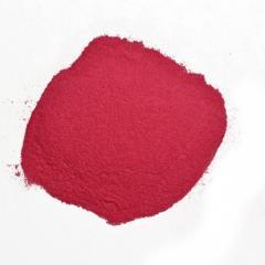 Темно-розовый светящийся порошок - люминофор ТАТ 33