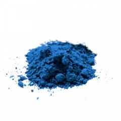 Blue fluorescent powder
