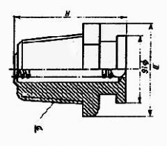Ручная тавотница густой смазки типа ТРГ