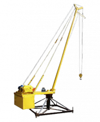 Pioneer KL-1 crane