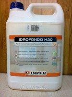 Soil/varnish of Tover Idrofondo H20 5 of l