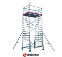 Tower round of ProTec XXL (1,35x2,00) KRAUSE 4,3