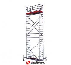 Mobile tower of KRAUSE STABILO series 50 (2,5х1,5