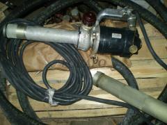 Продам малогабаритный закачивающий агрегат МЗА-3