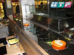 Conveyor for sushi bars (Kite), restaurants and