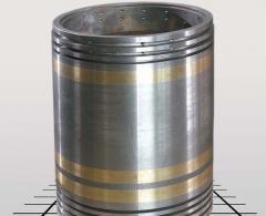 Поршневая к газомотокомпрессору 10 ГКН