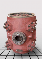 Силовые и компрессорные цилиндры к газомотокомпрессору 10 ГКН