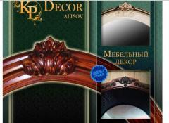 Декор, декорирование, декор мебел Декор и