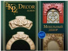 Декорирование мебели, отделка мебели, украшение