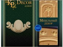 Декорирование, мебельный декор, накладной декор