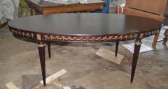 Обеденный стол из Франции в стиле Ампир