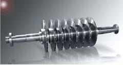 Роторы нагнетателей НЦ-6,3 для ГПА-6,3/56к газопереачивающему агрегату ГПА 8-56/1,