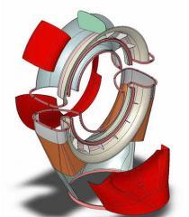 Восстановление вставки к турбоагрегатов ГТК-10