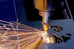 Лазерная порезка металла