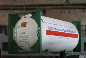 Танк-контейнер ТС-2000