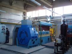Engines - generators and the cogeneration