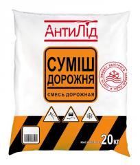 Deicing reagen (technical salt) TM