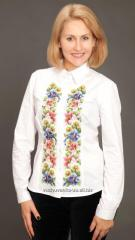 "Women Embroidered Shirt ""Corolla"""