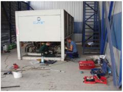 Guarantee and post-guarantee maintenance