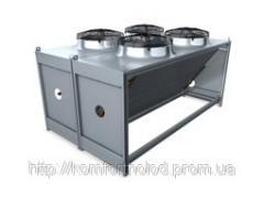 Microchannel series Thermokey condenser