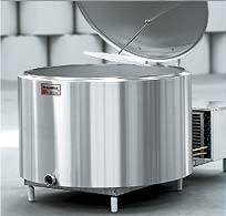 Cooler of FRIGOMILK G4 milk