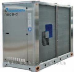 Тепловой насос со спиральным компрессором Climaveneta NECS-CN