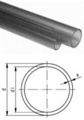 Трубы PVC-U, красные SDR21, номинальное даление