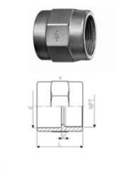 Transitional couplings, PVC-Umetricheskiye - NP