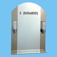 Зеркало в ванную комнату Профиль 03, код 1528
