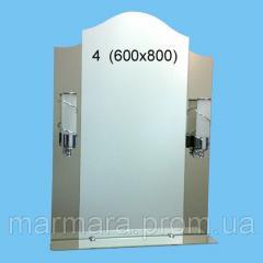 Зеркало в ванную комнату Профиль 04 1529