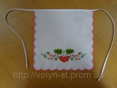 "Embroidered Apron ""Kalina"""