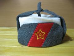 """Cap for a bath of """"guerrillas"""""""