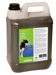 KerbaTEST solution for the test for mastitis