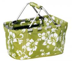 Basket folding Easy Camp BASKET FLOWER Lime