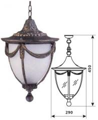 He lamp landscape gardening PALACE 1001 From 60 W