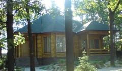 Дома деревянные (срубы)