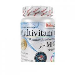Витамины и микроэлементы BioTech Multivitamin for
