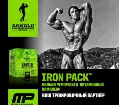 Vitamin MusclePharm Iron Pack complex of 30
