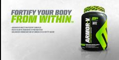 Vitamin Musclepharm Armor-V 180 complex kaps.