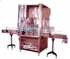 Automatic machine, RTG model, for flood and