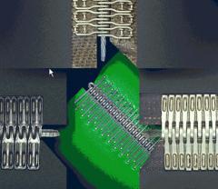 Mechanical demountable connectors of K28, UM,