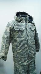 Service dress, working clothes, army clothes, clothes specialist of appointment, outerwear, working clothes