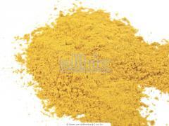 Dry pasteurized egg yolk
