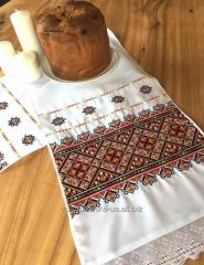 "Embroidered towels, Wedding towels ""Ukrainian"