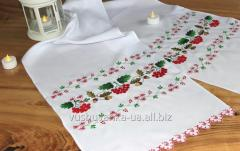 "Embroidered towels ""Kalina,"