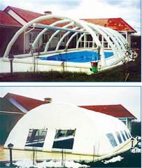 Пневмо-модульные здания