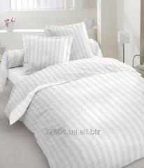 Bed linen for hotels, sanatoria, recreation